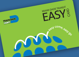 "Miami-Dade Metro Rail's Complicated ""EASY"" Card"